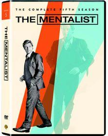 Mentalist Season 5 (DVD)