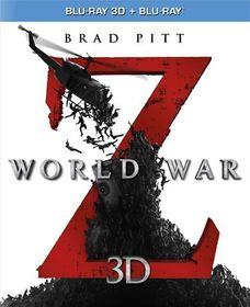 World War Z (3D + 2D Blu-ray)