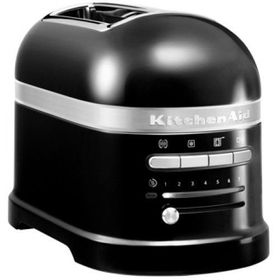 KitchenAid - Artisan 2-Slice Toaster - Onyx Black