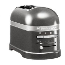 KitchenAid - Artisan 2-Slice Toaster - Medallion Silver