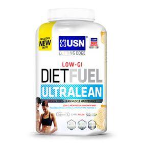 USN Diet Fuel UltraLean - Vanilla 2Kg