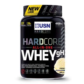 USN Hardcore Whey GH 908g French Vanilla