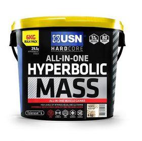USN Hyperbolic Mass - Vanilla 6Kg