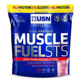 USN Muscle Fuel Sts - Strawberry 1kg Bag