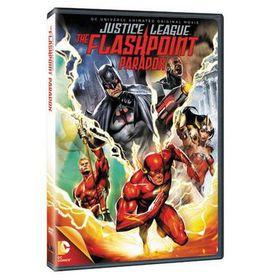DCU: Justice League Flashpoint Paradox (DVD)