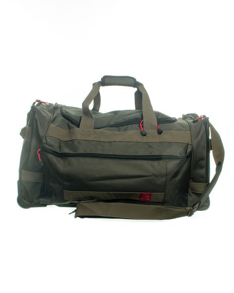 Tosca Trail  Wheel Bag - Green In 100% Cardura Material