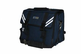 7 Division Senior Briefcase Backpack - Navy