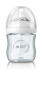 Avent - Natural Feeding Bottle Glass 120ml Single pack
