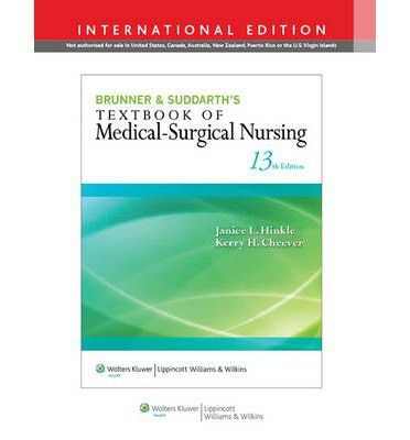 Brunner suddarths textbook of medical surgical nursing buy brunner suddarths textbook of medical surgical nursing loading zoom fandeluxe Image collections