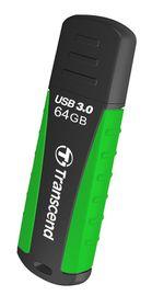 Transcend Jetflash 810 Rugged Flash Drive - 64GB