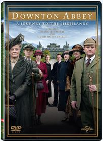Downton Abbey: A Journey to the Highlands (DVD)