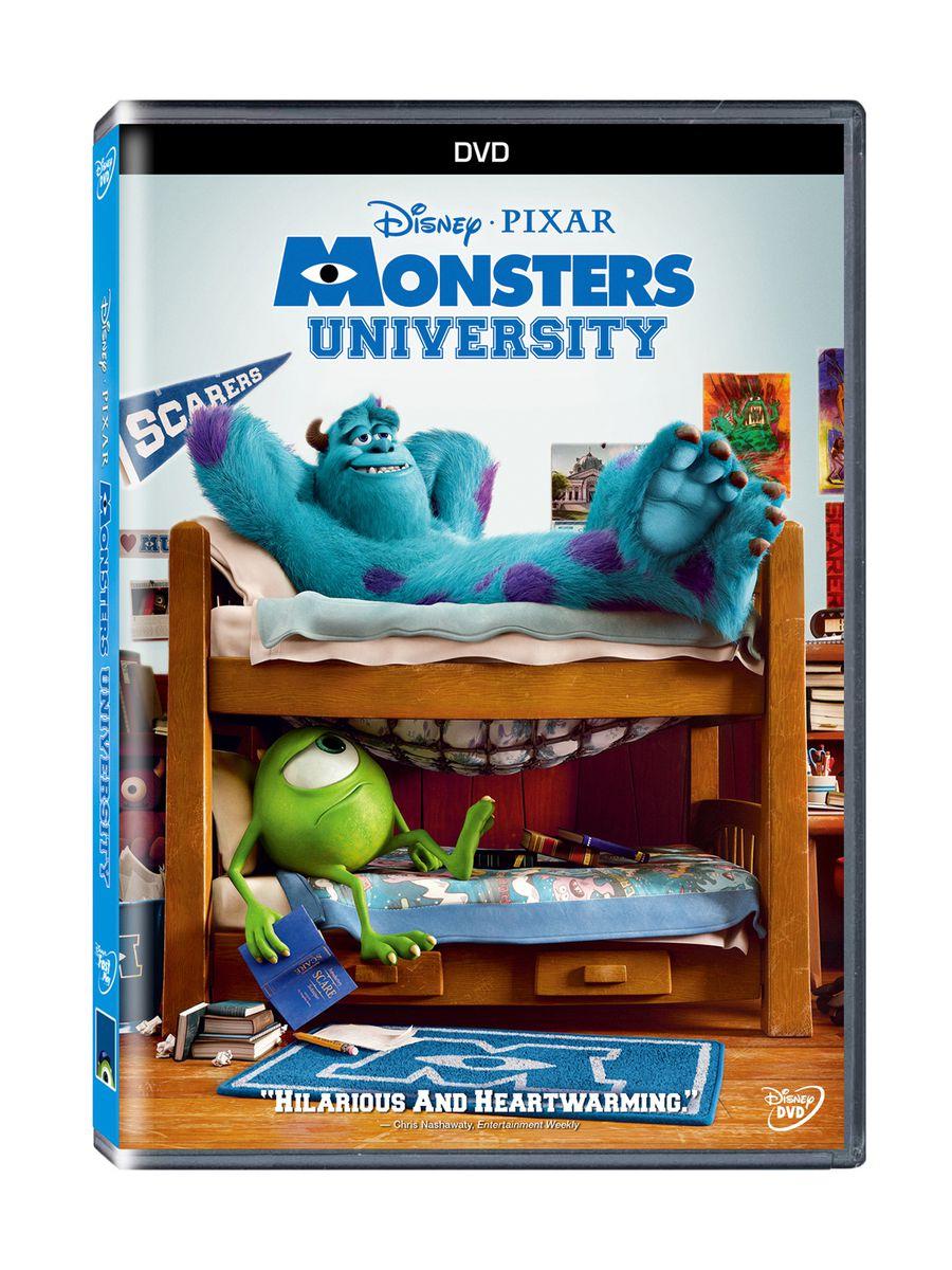 Disney Monsters University (dvd) | Buy Online in South ...