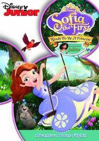 Sofia The First Ready To Be A Princess (DVD)