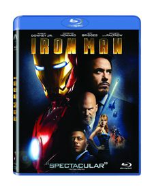 Iron Man (2008) (Blu-ray)