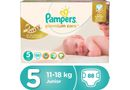 Pampers - Premium Care 88 Nappies - Size 5 Mega Pack - New Box, Same Product