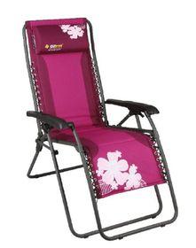OZtrail - Ladies Kokomo Sun Lounger - Pink