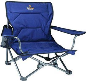 OZtrail - Festival Chair - Blue