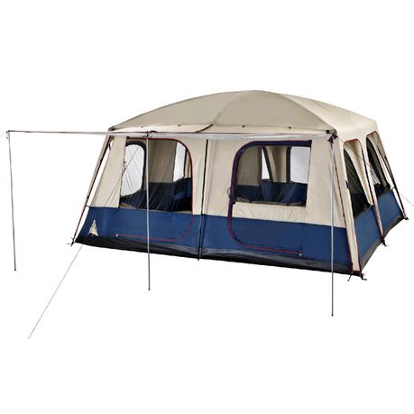 OZtrail - Sportiva Lodge 12 Person Combo Tent - Blue  sc 1 st  Takealot.com & OZtrail - Sportiva Lodge 12 Person Combo Tent - Blue | Buy Online in ...