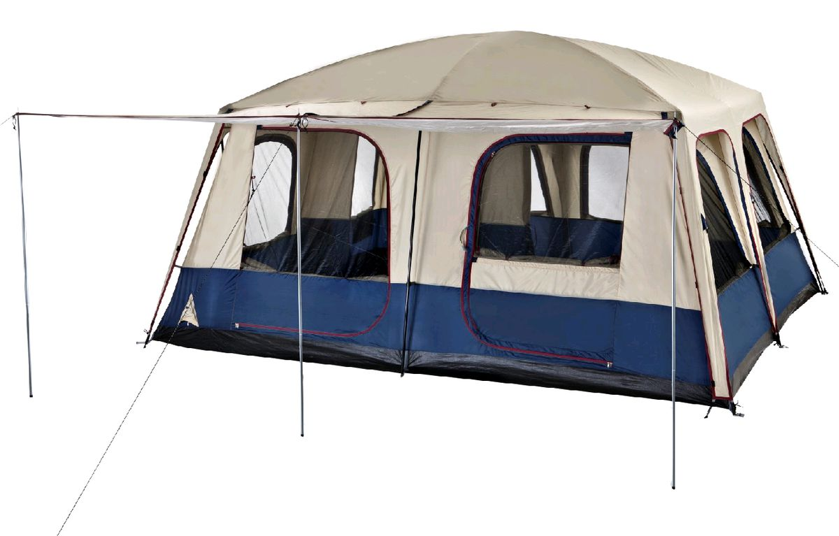 Oztrail - Sportiva Lodge 12 Person Combo Tent - Blue ...  sc 1 st  Takealot.com & Oztrail - Sportiva Lodge 12 Person Combo Tent - Blue | Buy Online ...