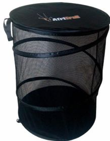 Afritrail - Mesh Storage Cell - Black
