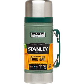 Stanley - Classic Vacuum Food Flask 0.7L Green