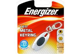 Energizer - LED2BU1 Hi-Tec - LED Keychain incl. 2x CR2032