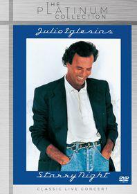 Julio Iglesias - Starry Night [Platinum Collection] (DVD)