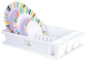 OZtrail - Dish Rack - White