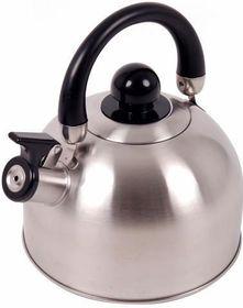 Oztrail - Whistling Kettle 2.5 Litre - Silver
