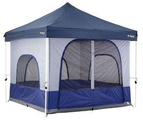 OZtrail - Gazebo Tent Inner Kit - Blue and White
