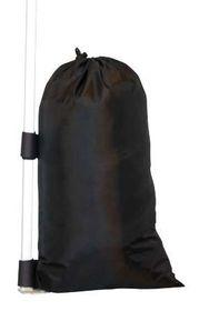 Oztrail - Gazebo Sandbag Kit Standard - Black - 4 Bags