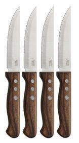 Jamie Oliver - Steak Knives Wooden Handles