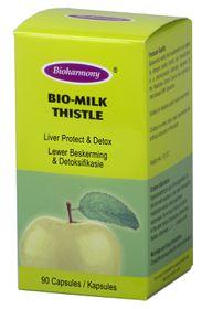 Bioharmony Bio-Milk Thistle Liver Sup Caps 90's