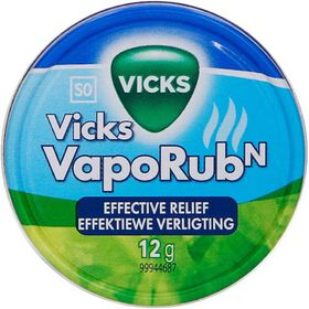 Vicks Vaporub - 12g