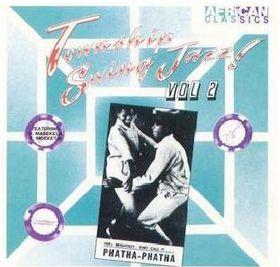 Township Swing Jazz Vol 2 - Various Artists (CD)