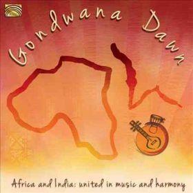 Hogarth, Robin / Sumitra Guha - Gondwana Dawn (CD)