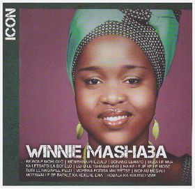 Mashaba, Winnie - Icon (CD)