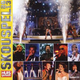 Skouspel 2013 - Various Artists (CD)