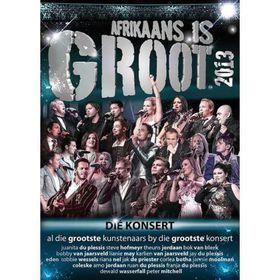 Afrikaans is Groot 2013 Concert - Various (Blu Ray)