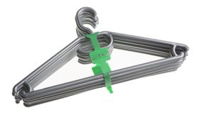 Gizmo - Hangers Pack Of 10 - Grey