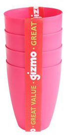 Gizmo - 350ml Cup - Set Of 4