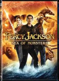 Percy Jackson: Sea Of Monsters (DVD)