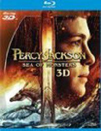 Percy Jackson: Sea Of Monsters (3D Blu-ray)
