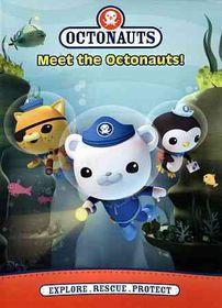 Octonauts:Meet The Octonauts - (Region 1 Import DVD)