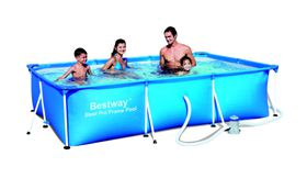 Bestway - 5.7Kl Junior Splash Frame Pool Set