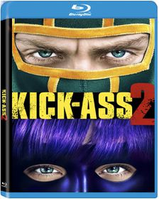 Kick Ass 2 (Blu-ray)