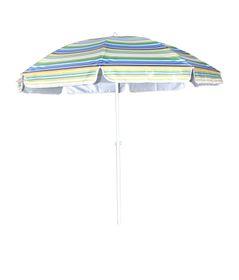 Seagull - UV50 Silver Coated Beach Umbrella - 225cm