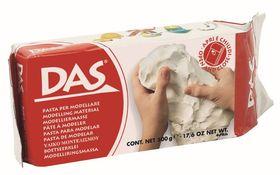 DAS Air Hardening Modelling Clay 500g - Terracotta