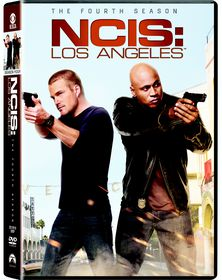 NCIS Los Angeles Season 4 (DVD)