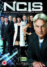 NCIS: Naval Criminal Investigative Service Season 9 (DVD)